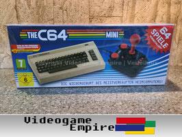 Commodore 64 C64 Mini Konsole OVP Box Protector Schutzhülle