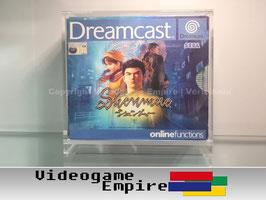 ACRYL Box Shenmue 1 / 2 (PAL) Sega Dreamcast Spiele OVP