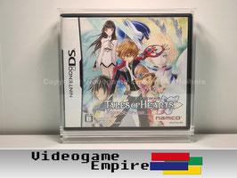 ACRYL BOX Nintendo DS (NTSC-J Japan) Spiele OVP