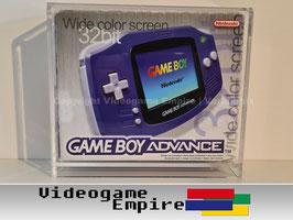 Acryl Schutzhülle Game Boy Advance Konsole