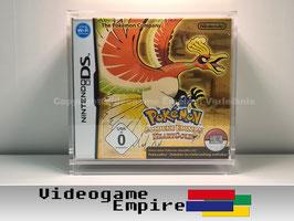 ACRYL Box Nintendo DS Pokémon Heartgold / SoulSilver (PAL)