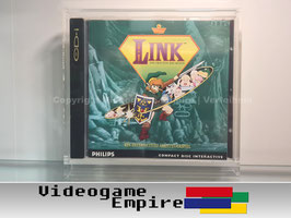 ACRYL Box Single Disc CD Sega Dreamcast NTSC / CDi / Saturn NTSC / 3DO