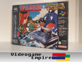 Super Nintendo SNES (Small) Konsolen OVP Box Protector Schutzhülle