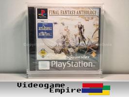 ACRYL Box PlayStation 1 PS1 Spiele OVP (PAL & NTSC-J)