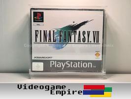 ACRYL Box PlayStation 1 Double CD Crystal Case