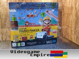 Wii U Super Mario Maker Bundle Konsolen OVP Box Protector Schutzhülle