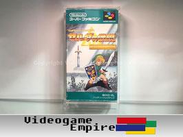 ACRYL Schutzhülle SFC Super Famicom Spiele OVP [Vertikal]