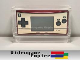 Acryl Schutzhülle Game Boy Micro (Gerät lose)