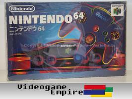 N64 Japan Konsolen OVP Box Protector Schutzhülle
