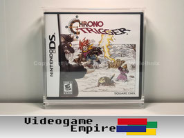 ACRYL BOX Nintendo DS (NTSC-U/C) Spiele OVP