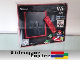 Wii Mini Konsolen OVP Box Protector Schutzhülle