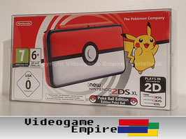 New Nintendo 2DS XL Konsolen OVP Box Protector Schutzhülle