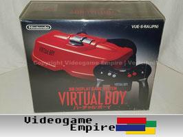 Nintendo Virtual Boy Konsolen OVP Box Protector Schutzhülle
