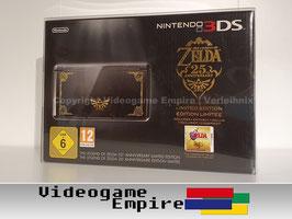 Nintendo 3DS Zelda 25th Anniversary Limited Edition Konsolen OVP Box Protector Schutzhülle