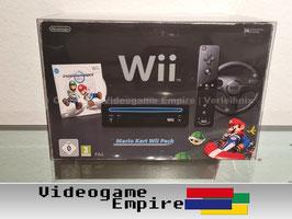Mario Kart Wii Pack Konsolen OVP Box Protector Schutzhülle