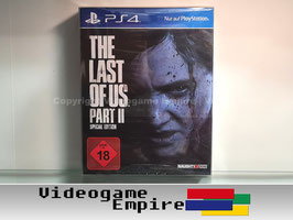 The Last of Us Part II - Special Edition [PS4] OVP Box Protector Schutzhülle