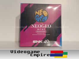 Neo Geo Mini Konsolen OVP Box Protector Schutzhülle