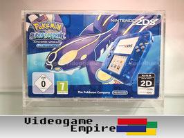 Acryl Schutzhülle Nintendo 2DS Konsole OVP (PAL)