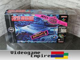 Super Nintendo SNES (Big) Konsolen OVP Box Protector Schutzhülle