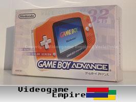 Game Boy Advance NTSC-J Japan Konsolen OVP Box Protector Schutzhülle