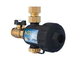 MG1 Filtro defangatore magnetico/meccanico sottocaldaia