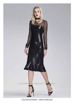 Abito dress art 64dr21020 Denny Rose Flash Inverno 2016/17