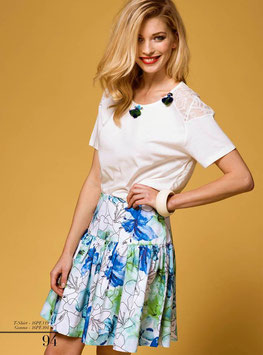 Gonna skirt art 16pe104 Animagemella Primavera Estate 2016