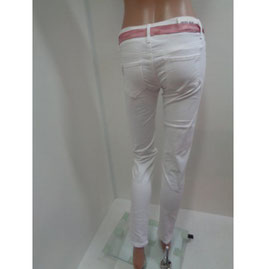 Jeans Denim donna art 821ND26010 Denny Rose Autunno 2018/19 col biamco