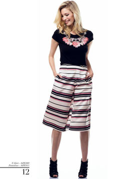 Pantagonna pants art 16pe011 Animagemella Primavera Estate 2016