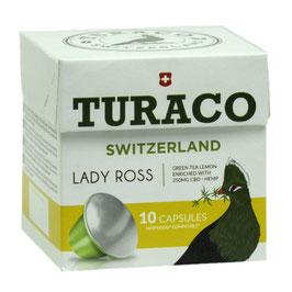 Turaco Lady Ross Night Tee