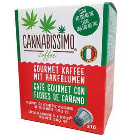 Cannabissimo CBD Kaffee