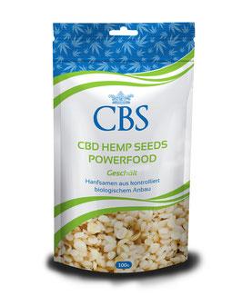 CBS Seedfood geschält 100g