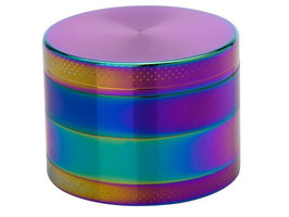 Grinder Rainbow 55mm, 4-Teilig