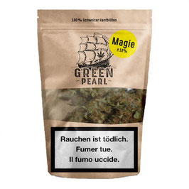 Green Pearl Magie 5g
