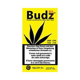 Budz AK47 Small Buds 10g Indoor