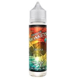 Twelve Monkey's - Tropika 50ml (Shortfill)