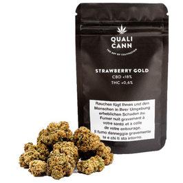 Qualicann Strawberry Gold 4.5g