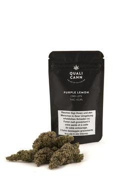 Qualicann Purple Lemon 4.5g