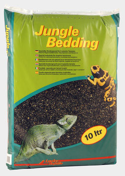 Lucky Reptile Jungle Bedding Terrarien Erde Substrat 20l PORTOFREI !!!