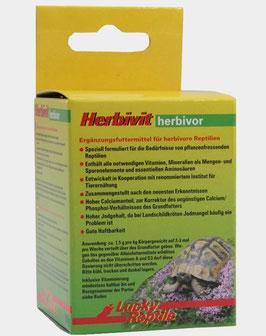 Lucky Reptile Herbivit - Vitmine und Minerlstoffe Pflanzenfresser, Landschildkröten u.v.m