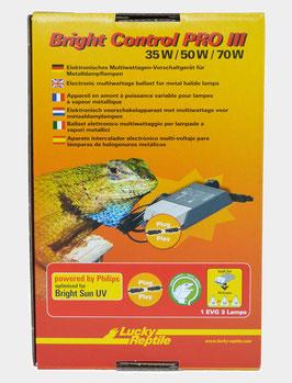 Lucky Reptile Bright control PRO III 3 - für 35W 50W und 70W umschaltbar