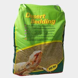 Desert bedding alle Sorten Großpackungen à 12 x 20l (240l) zum Sparpack Porto FREI !!