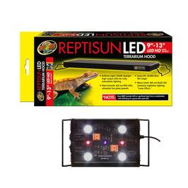 Zoo Med Reptisun LED Terrarium Hood - versch. Ausführungen