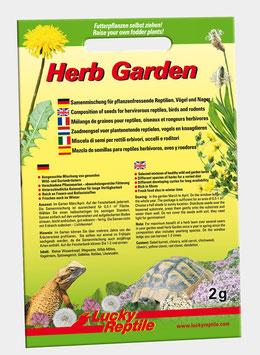 Lucky Reptile Herb Garden -  Samenmischungen zum selber anbauen