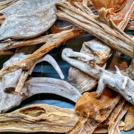 Driftwood Treibholz 3 Größen verfügbar bis ca. 50cm