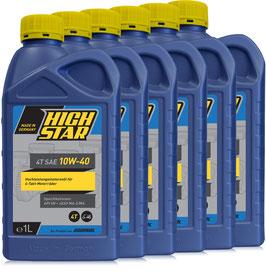 HighStar 4T SAE 10W-40 (1L)