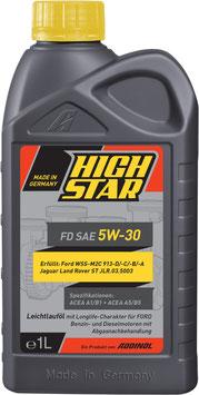 HighStar FD  SAE 5W-30 (1L Kart)
