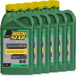 HIGH STAR Rasenmäheröl SAE 30 (1L)