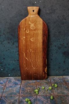 Servierbrett/ Küchenbrett aus dem Holz eines antiken Eichen-Fachwerkbalken