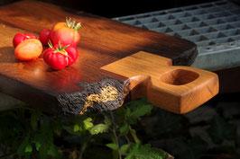 Servierbrett/ Küchenbrett aus antiker Eiche